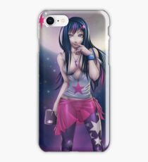Pin-up MLP Twilight Sparkle iPhone Case/Skin