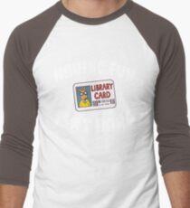 who's dewey Men's Baseball ¾ T-Shirt
