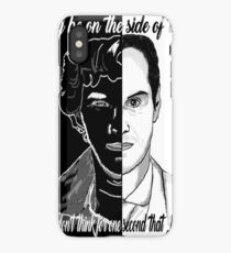 One of the angels iPhone Case