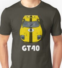 Ford GT40 Unisex T-Shirt