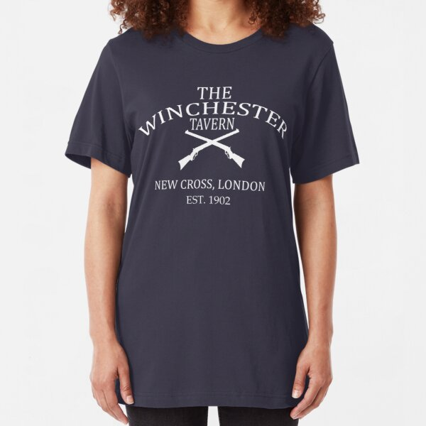 The Winchester Tavern - Shaun Of The Dead Slim Fit T-Shirt