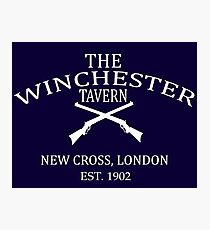 The Winchester Tavern - Shaun Of The Dead Photographic Print