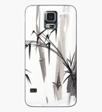 'after the rain' Original ink wash painting Case/Skin for Samsung Galaxy