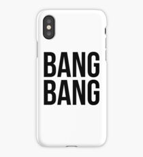 Bang Bang iPhone Case/Skin