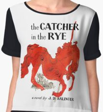 The Catcher In The Rye Chiffon Top