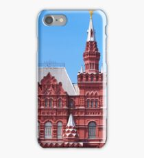 Moscow State Historical Museum  iPhone Case/Skin