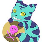 Eat Me ♥ Cheshire Cat² by Minah-Solveigh