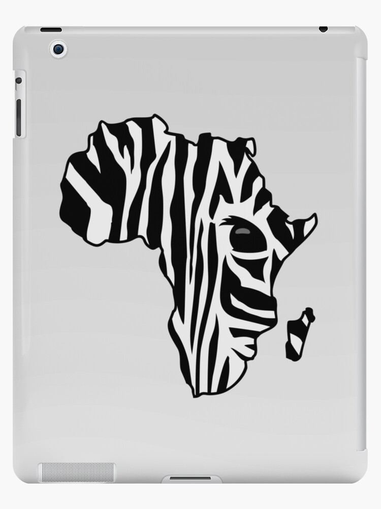 Zebra striped Africa VRS2 by vivendulies