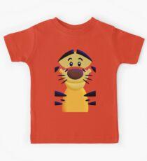 Orange Cat Kids Clothes