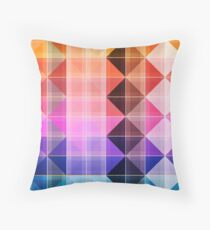 Geometry N°4. - Variations on a theme Throw Pillow
