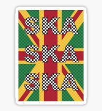 Ska, Ska, Ska Sticker