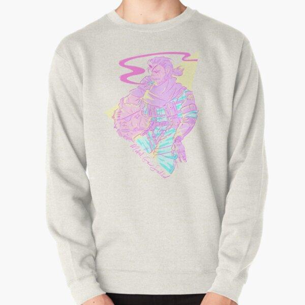 Soft Boss Pullover Sweatshirt