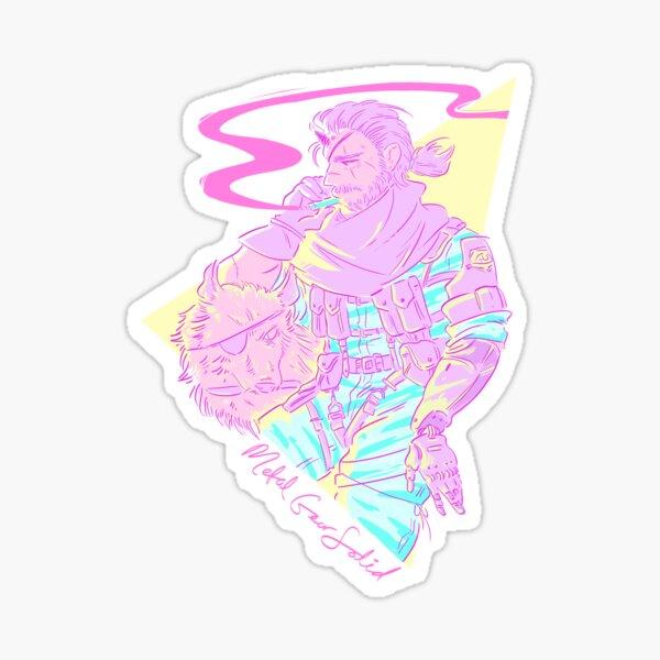Soft Boss Sticker
