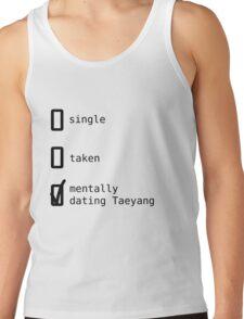 BIGBANG - Mentally Dating Taeyang T-shirt