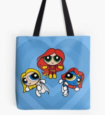 Sisterhood of Evil Puffs Tote Bag
