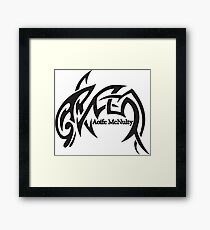 Aoife McNulty Logo Framed Print