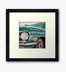 Back to the Classics Framed Print