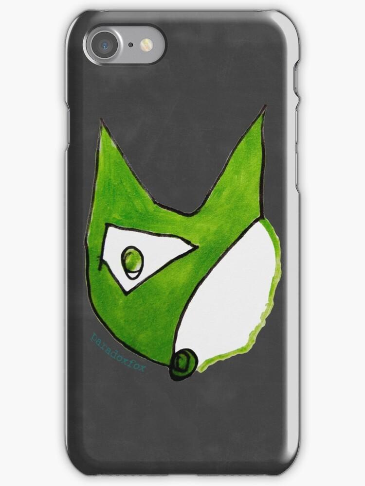 Paradox Fox by paradoxatplay