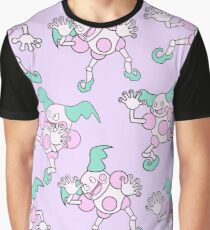 Mr Mime Graphic T-Shirt
