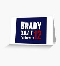 Brady Greeting Card