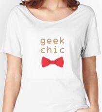 Geek Chic Women's Relaxed Fit T-Shirt