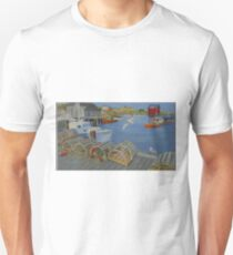 Peggy's Cove Harbour  T-Shirt