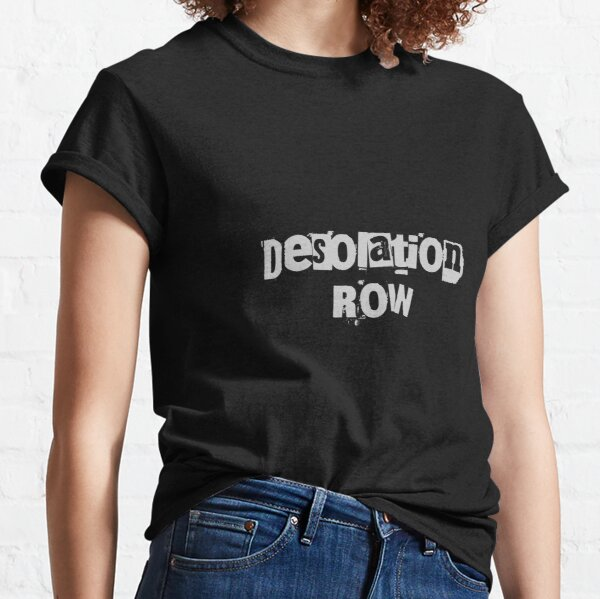 Desolation row minimalist Classic T-Shirt