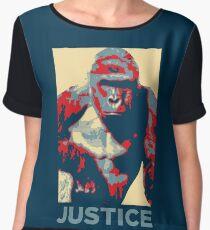 Harambe: Justice Women's Chiffon Top