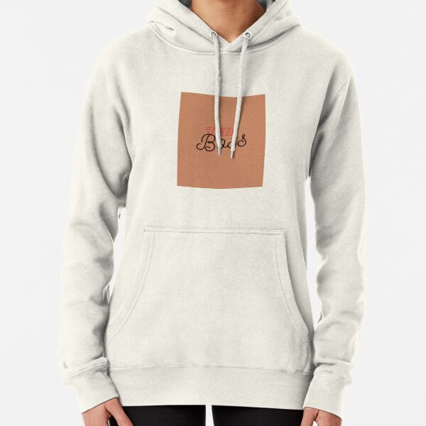 The bosss Pullover Hoodie