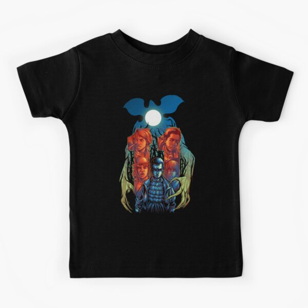 E11e - Stranger Things Kids T-Shirt