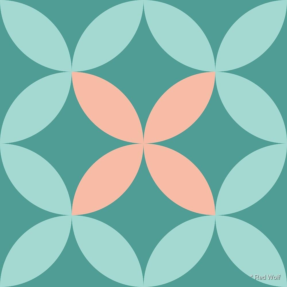 Geometric Pattern: Circle Nested: Lokesh by * Red Wolf