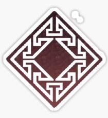RESTAN  Sticker