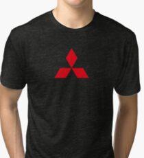 Mitsubishi  Tri-blend T-Shirt