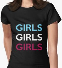 HBO Girls Women's Fitted T-Shirt