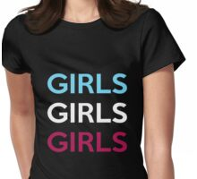 HBO Girls Womens Fitted T-Shirt