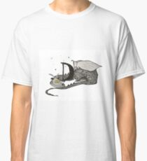 D is for Dragon Classic T-Shirt