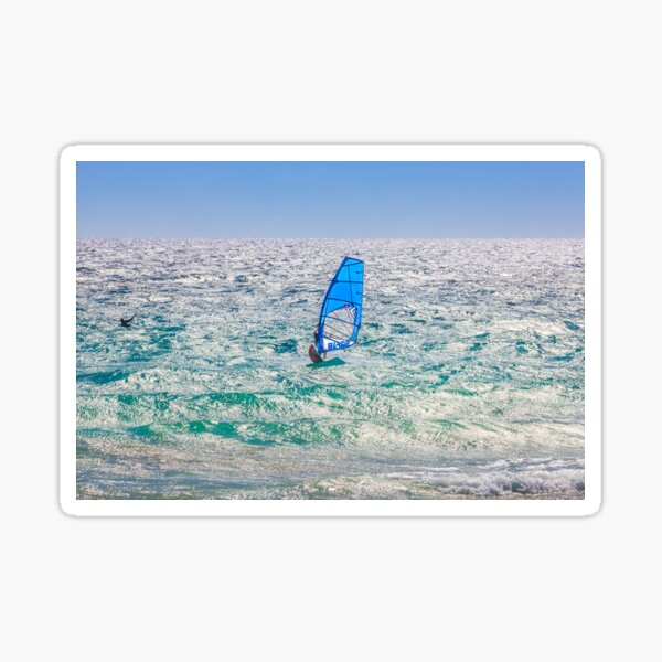 Ride the Waves, Scarborough Beach Sticker