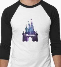 Camiseta ¾ bicolor para hombre Castle Galaxy