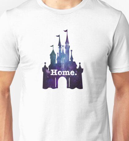 Castle Galaxy Unisex T-Shirt