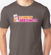 Dunkin' Deez Nuts Unisex T-Shirt
