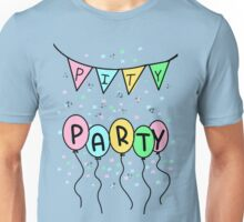 Pity Party- Melanie Martinez Unisex T-Shirt