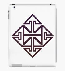 SUPPORT OF DONOUGH iPad Case/Skin