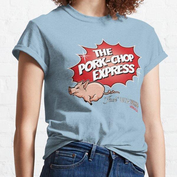 Pork Chop Express - Original Logo Brighter Red Variant Classic T-Shirt