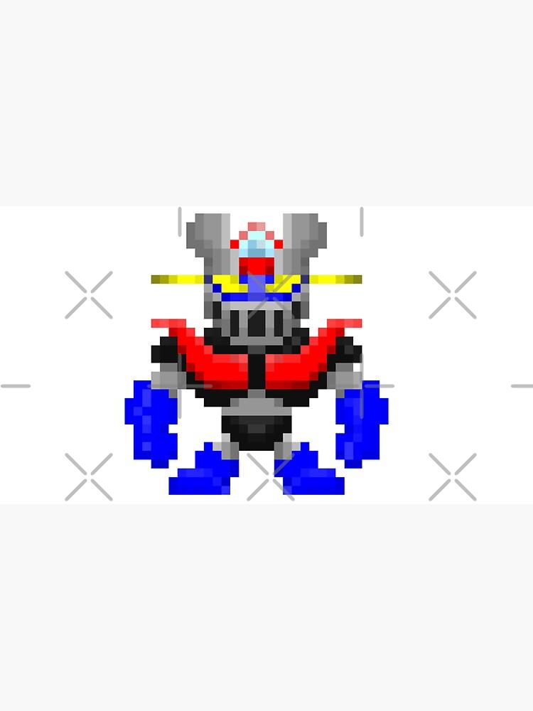 16-bit Mazinger  by Feeank