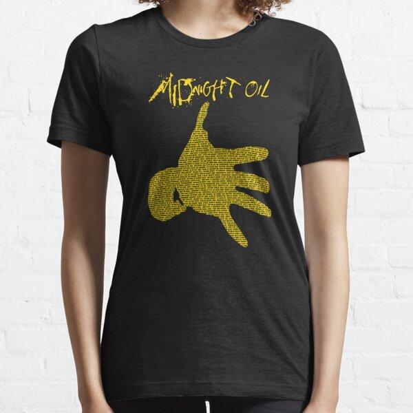 Midnight Oil colour Essential T-Shirt