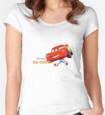 GOTTA GO KACHOW Women's Fitted Scoop T-Shirt