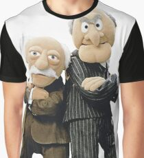 Statler and Waldorf Graphic T-Shirt