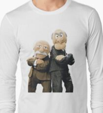 Statler and Waldorf Long Sleeve T-Shirt