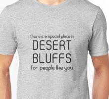 Night Vale - Desert Bluffs Unisex T-Shirt