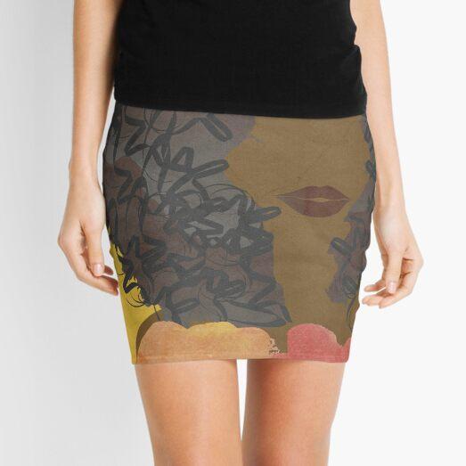 MOCHA Mini Skirt